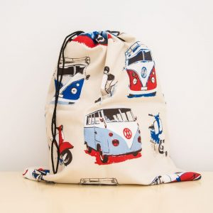Campervan laundry bag