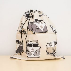 Campervan shoe bag