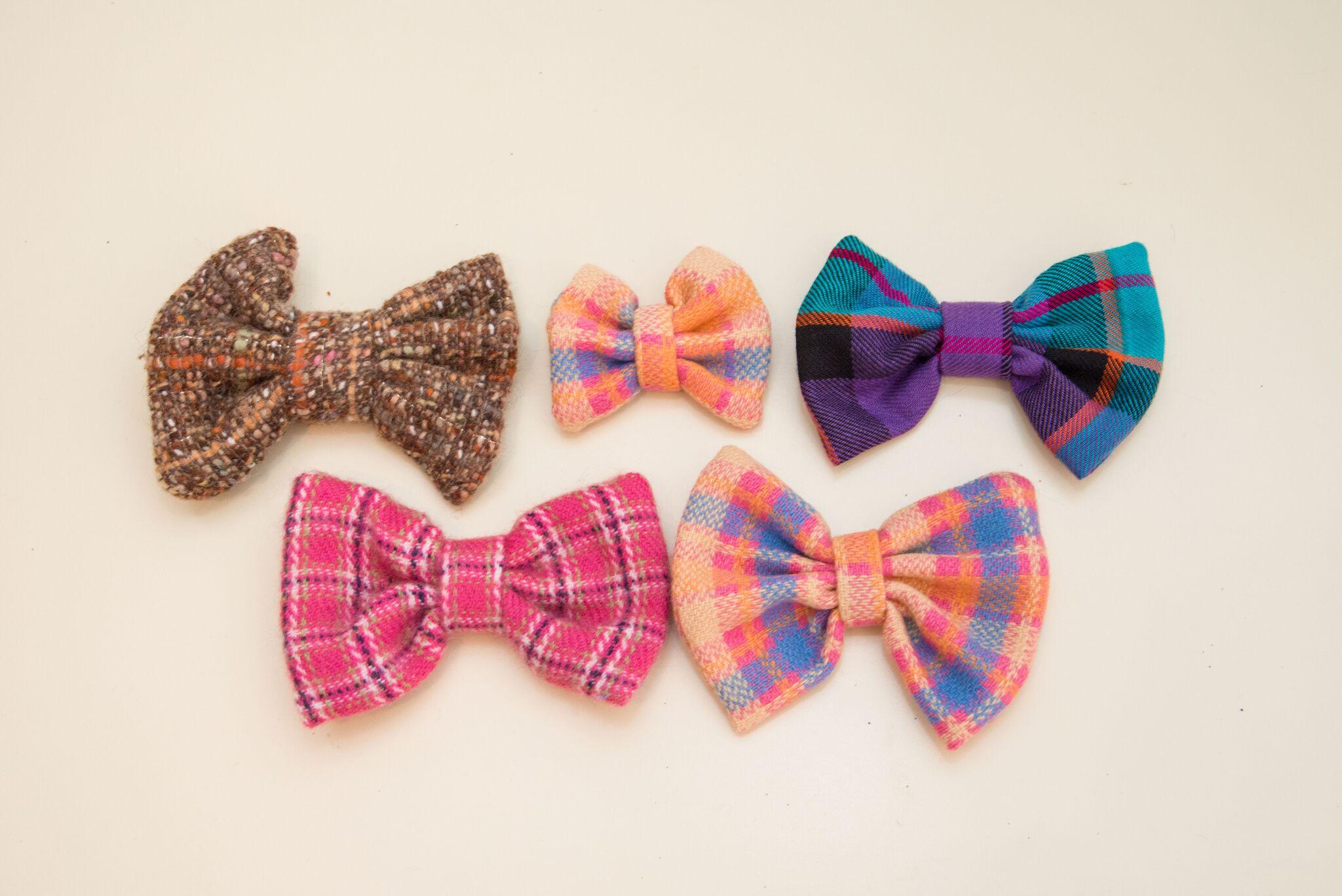 Doggie bow ties
