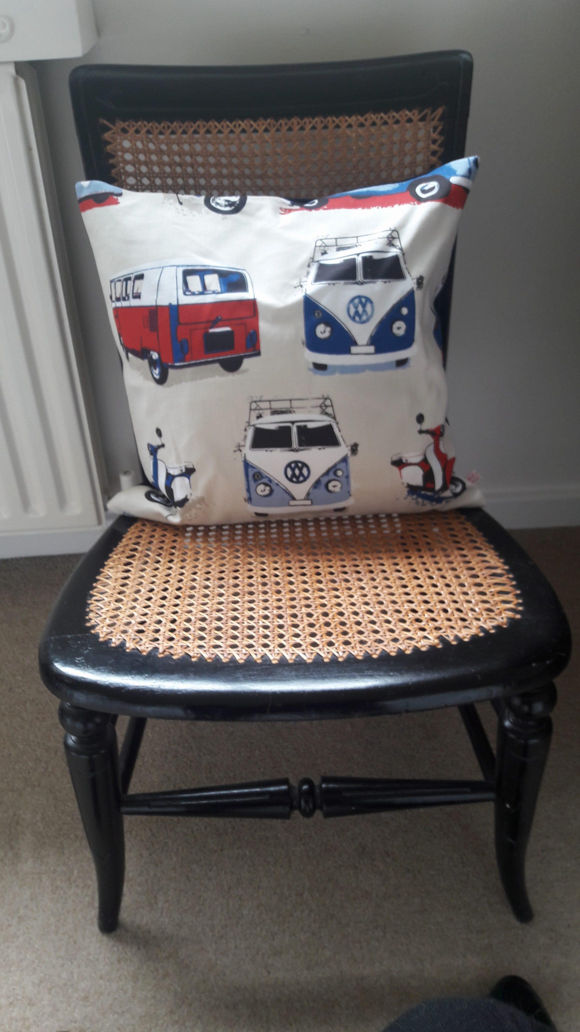 Camper van, campervan, VW, Van, Cushion